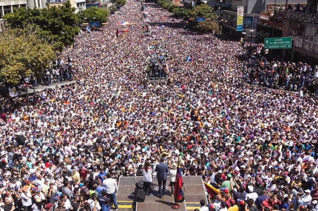 Хуан Гуайдо/Венесуэла