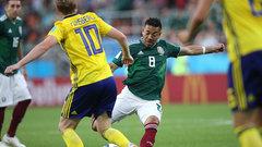 Шведы и мексиканцы вышли в плей-офф ЧМ-2018
