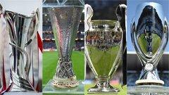 Финал Лиги чемпионов-2018/19 пройдет в Мадриде