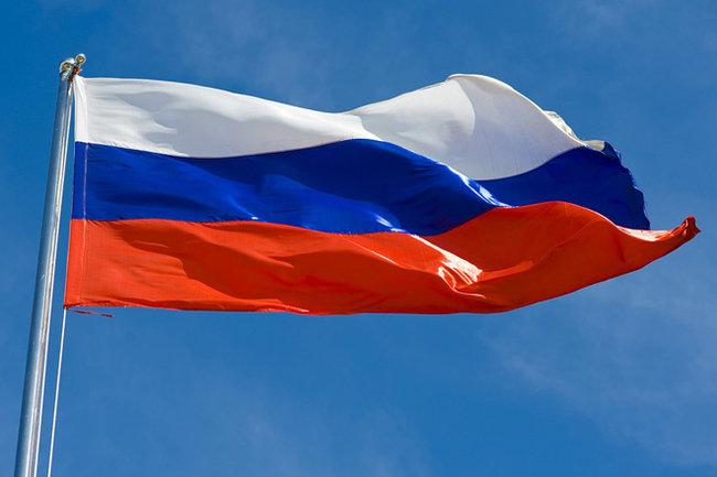 Россия флаг