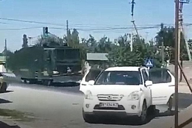 Штурм резиденции Атамбаева.