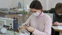 В Приморье малые и средние предприятия займутся пошивом масок