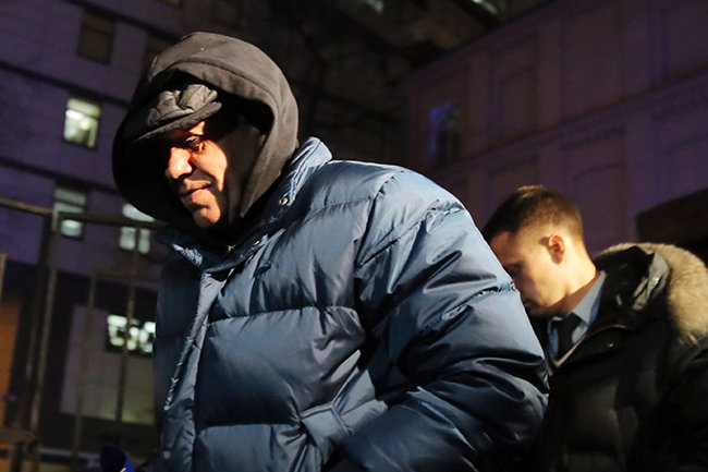Генерал ФСО Геннадий Лопырев
