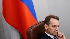 Высший арбитражный суд пожаловался Нарышкину на депутатов