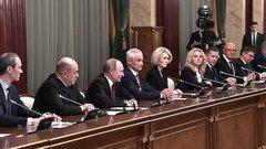 Хазин: Мишустин собрал «техническое правительство на один год»