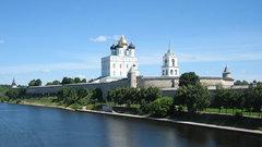 Центр Пскова отремонтируют в этом году