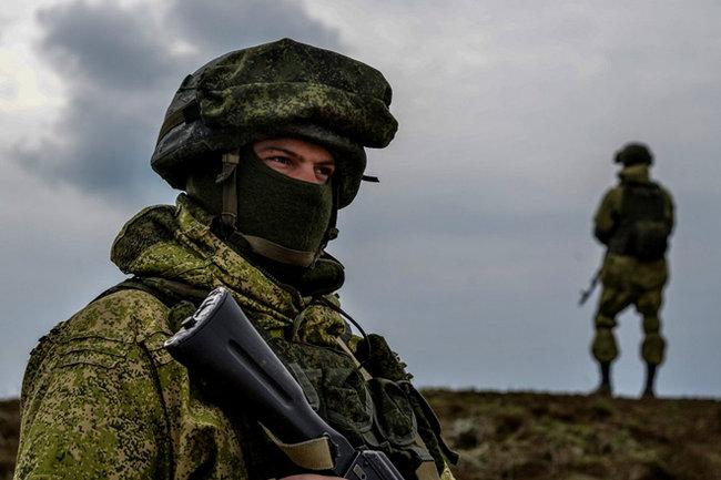 Турчинов: блеф сорвал наступление российских военных вКрыму в2014 году