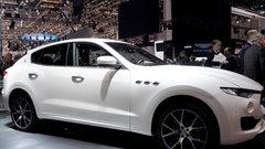 Maserati назвала российскую стоимость кроссовера Levante