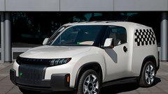 Концепт Toyota U2 позиционируется как автомобиль для городских условий