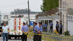 Теракт в посольстве Китая в Бишкеке организовали уйгуры