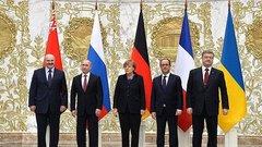 Что ждет Украина отвстречи «нормандской четверки»