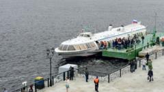 На Ямале возобновили водное сообщение с Югрой