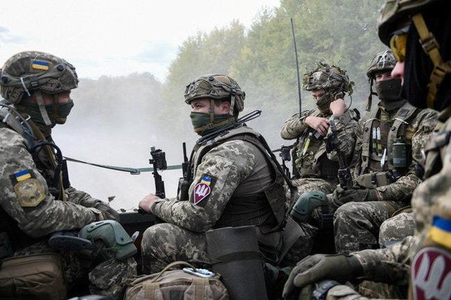 ДНР: ВСУ готовят провокацию схимическими веществами