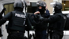 На юге Франции произошла перестрелка