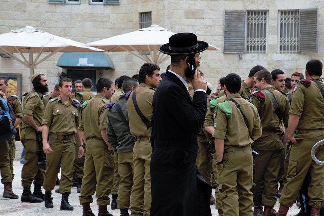 Израиль армия