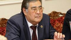Тулеев перевел свою однодневную зарплату семьям погибших в пожаре