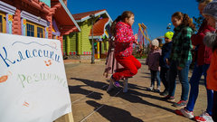 В олимпийской столице вновь организуют фестиваль дворовых игр