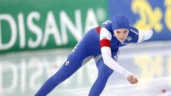 Российская конькобежка Воронина завоевала бронзу ОИ