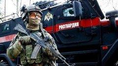 Росгвардия ищет стрелка наБТР сзарплатой 40-60 тысяч рублей