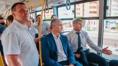 Самый экологичный транспорт: к Дню республики Чебоксарам подарили новые троллейбусы
