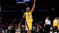 Пятикратный чемпион НБА Кобе Брайант завершил карьеру