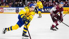 Сборная Швейцарии обыграла Финляндию в четвертьфинале ЧМ по хоккею