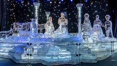 Ледяной городок появится в Оренбурге возле Дома советов