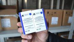Новая партия вакцины от коронавируса поступила в Приморье