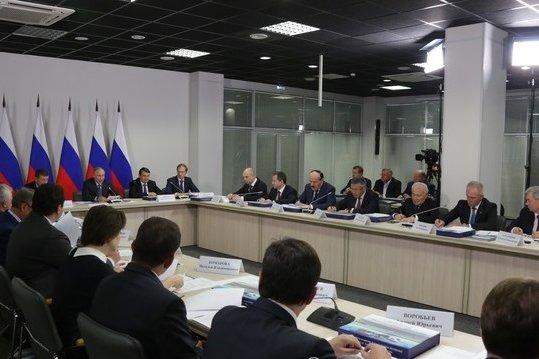 Заседание Президиума Госсовета по вопросам комплексного развития пассажирских перевозок в российских регионах