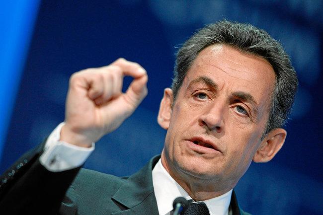 Николя Саркози взят под стражу