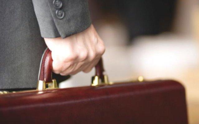 портфель бизнесмен