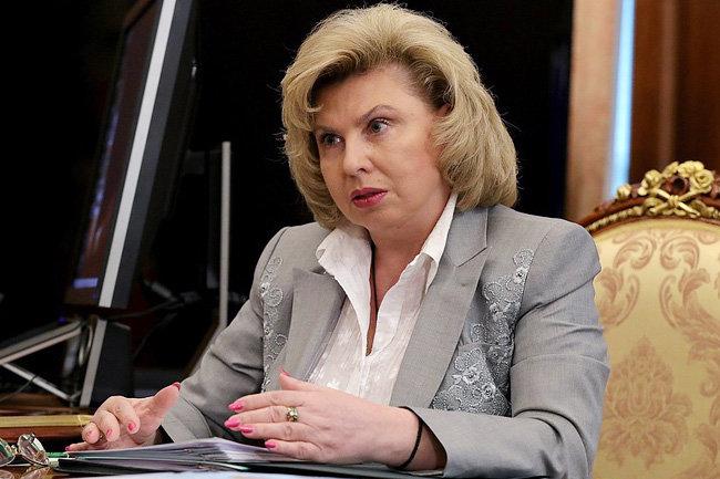 Русский омбудсмен просит проверить применение силы при задержаниях вПетербурге 5мая