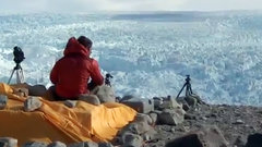 «Ускользающий лед»: сила глобального потепления