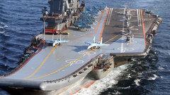 NIназвал «Адмирала Кузнецова» худшим авианосцем вистории