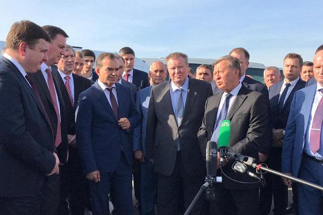 В Краснодарском крае на газомоторное топливо перевели уже 38 процентов сельхозтехники
