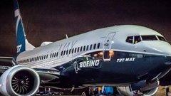 Полеты Boeing 737 Max над Россией запретили