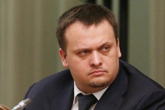 Губернатор Новгородской области Андрей Никитин