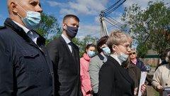 Руководство Думы и мэр Иркутска обсудили развитие поселков Кирова и Горького
