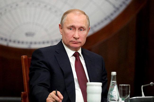 Кремль порекомендовал депутатам «снизить медийную активность» перед инаугурацией В. Путина