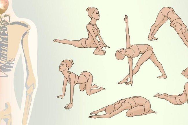 Упражнения от болей в спине