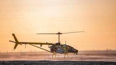 На Ямале испытали беспилотный вертолет «Тайбер»