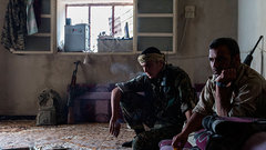 Сирийский Менбидж перешел под защиту коалиции  во главе с США