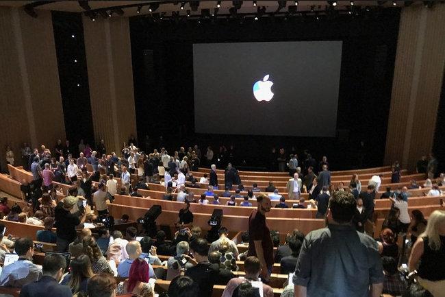Презентация iPhone8