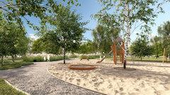 В Прохоровке реконструируют площадь перед Центром культурного развития
