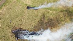 В Мордовии за соблюдением особого противопожарного режима следят беспилотники