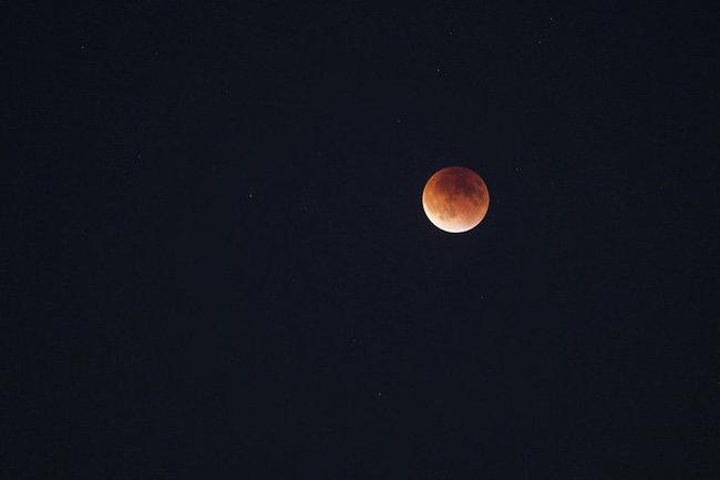 Кровавый спектакль: Где икогда увидеть затмение Луны ивеликое противостояние Марса