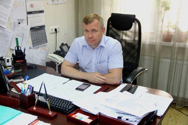 Заместитель министра физической культуры и спорта Краснодарского края Вячеслав Никитин