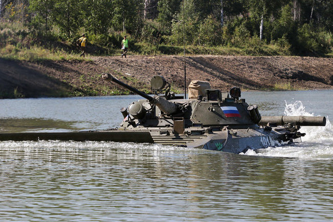 армия вооружение Россия