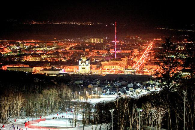 Южно-Сахалинск: выходные на краю света
