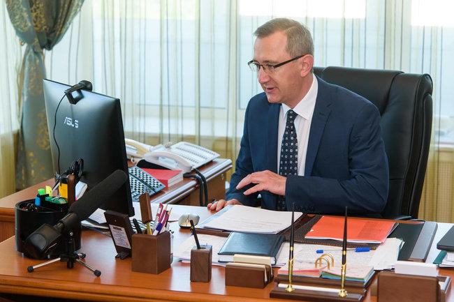 Глава Калужской области Владислав Шапша